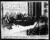 El C. 1/er. Jefe leyendo su proyecto de Reformas a la Costitucion de 1857.