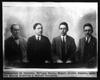 Diputacion de Yucatan, Enrique Recio, Miguel Alonso Romero, Antonio Ancona Albertos y Hector Victoria.