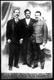 Los C.C. Hilario Medina, Heriberto Jara y Francisco J. Mujica miembros de las Comisiones de Puntos Constitucionales.